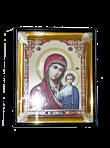 """""""Божа Мати з маленьким Ісусом"""" 28х24см"""