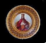 Божа Матір з Ісусом 16 см