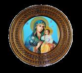 Божа Матір з Ісусом 30 см