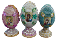 Пасхальне яйце / бісер /