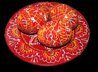 Пасхальна тарілочка міні