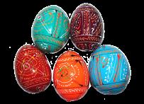 Яйце розписне