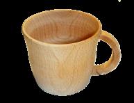 Puchar drewna