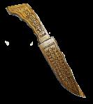 Nóż (środkowy) 28 cm