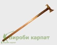 Topór w kształcie konia 55 cm