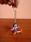 Підвіска мавпочка