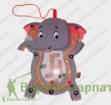 Лабиринт слоник магнит