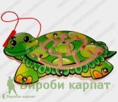 Лабиринт черепашка магнит