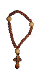 Prayer beads with a cross