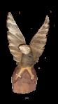 Drewniana statua orła (mała)
