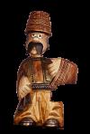 Statua Hucul 0.7 L