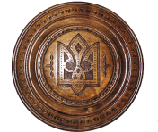 Trident Plate 30 cm