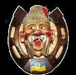 Carved talisman Horseshoe