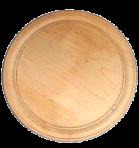 Тарілка з бортиком 75 см