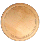 Тарелка с коёмкой 55 см