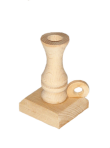 Candle holder with handle (small)
