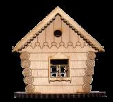 Салфетница домик