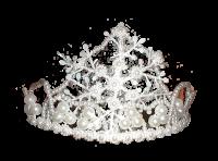 """Новорічна корона """"сніжинка"""""""