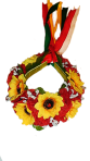 Ukrainian Wreath For hair 11