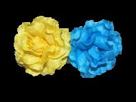 """Резинка """"трояндочка"""" (середня)"""