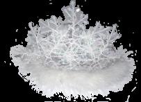 Hoop Snowflake