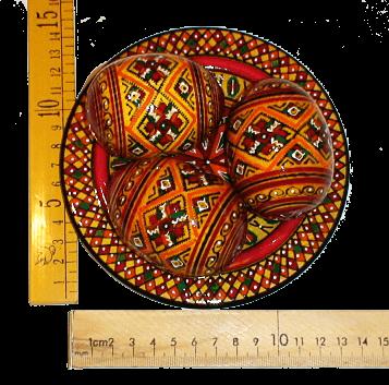 Художественная роспись по ткани пасхальный рушник