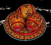 Пасхальная тарелочка (большая)