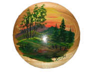 Malowane panele 22 cm