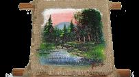 Malowanie 20x20 cm