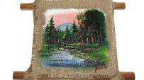 Painting 20x20 cm