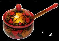 Malowana cukiernica