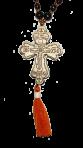 Вервечка з хрестиком