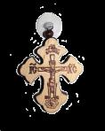 Krzyż na przyssawce