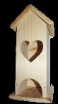 Tea casket heart