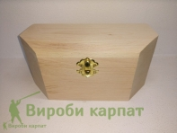 Pudełko na biżuterię 19x11 cm