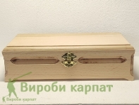 Pudełko puste 25x12 cm