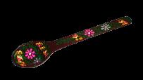 Malowana łyżka 25 cm