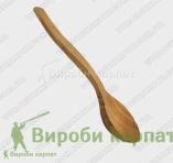 Деревянная ложка 15см