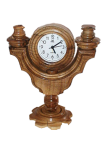 Watch with candlestick
