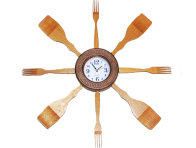 Кухонний годинник 14 см