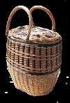 Kosz piknikowy (duży)