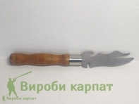 Knife for skewers