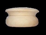 Okrągłe pudełko na biżuterię Rahva 18 cm