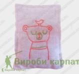 Аромо подушечка с вышивкой