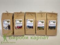 Carpathian teas