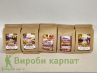 Naturalne herbaty karpackie