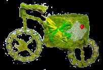 Подвазонник велосипед