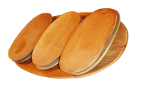 Zestaw drewnianych przyborów kuchennych