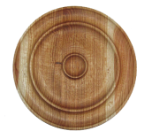 Тарелка для шашлыка 34-35см