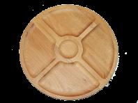 Порционная тарелка 36см